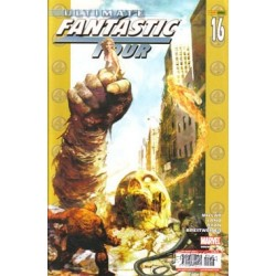 ULTIMATE FANTASTIC FOUR Nº 16