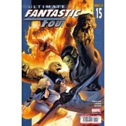 ULTIMATE FANTASTIC FOUR Nº 15