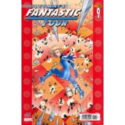 ULTIMATE FANTASTIC FOUR Nº 9