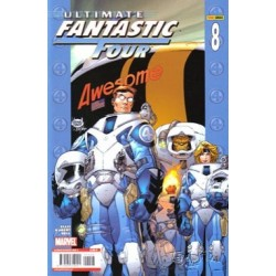 ULTIMATE FANTASTIC FOUR Nº 8