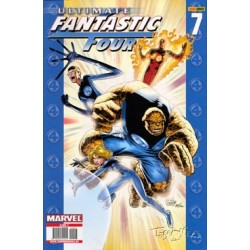 ULTIMATE FANTASTIC FOUR Nº 7