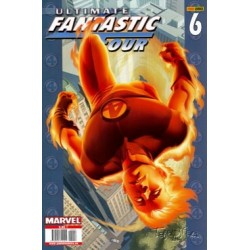 ULTIMATE FANTASTIC FOUR Nº 6