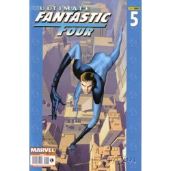 ULTIMATE FANTASTIC FOUR Nº 5
