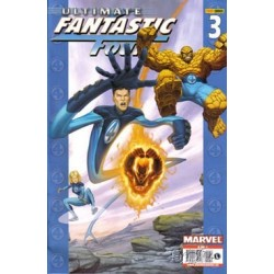 ULTIMATE FANTASTIC FOUR Nº 3
