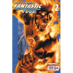 ULTIMATE FANTASTIC FOUR Nº 2