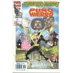 UNIVERSO MARVEL Nº 14 PUÑO DE HIERRO