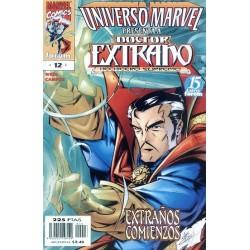 UNIVERSO MARVEL Nº 12 DOCTOR EXTRAÑO