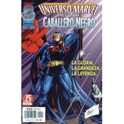 UNIVERSO MARVEL Nº 11 CABALLERO NEGRO