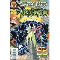 UNIVERSO MARVEL Nº 7 VENENO