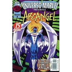 UNIVERSO MARVEL Nº 3 ARCÁNGEL