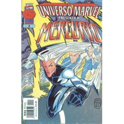 UNIVERSO MARVEL Nº 2 MERCURIO