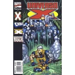 UNIVERSO X Nº 4