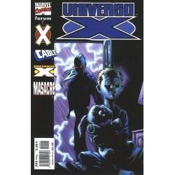 UNIVERSO X Nº 1