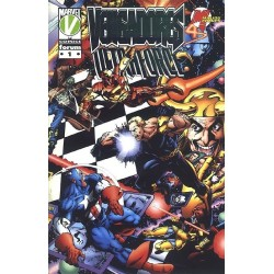 VENGADORES / ULTRAFORCE Nº 1