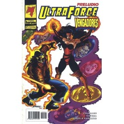 ULTRAFORCE / VENGADORES Nº 1 PRELUDIO