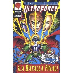 ULTRAFORCE Nº 6