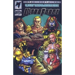 ULTRAFORCE Nº 0