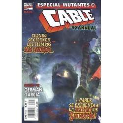 ESPECIAL MUTANTES Nº 14 CABLE ´99 ANUAL