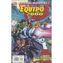 ESPECIAL MUTANTES Nº 13 EQUIPO X 2000