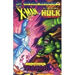 ESPECIAL MUTANTES Nº 6 X-MAN Y EL INCREÍBLE HULK