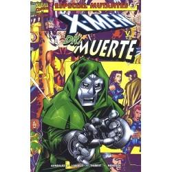 ESPECIAL MUTANTES Nº 3 X-MEN Y DR. MUERTE