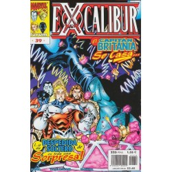 EXCALIBUR VOL.2 Nº 39