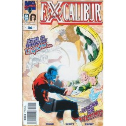 EXCALIBUR VOL.2 Nº 36