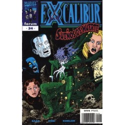 EXCALIBUR VOL.2 Nº 34