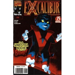 EXCALIBUR VOL.2 Nº 33