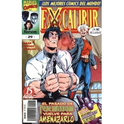 EXCALIBUR VOL.2 Nº 29