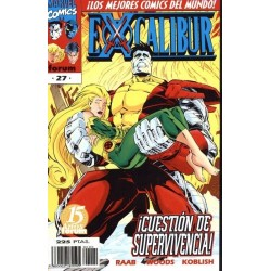 EXCALIBUR VOL.2 Nº 27