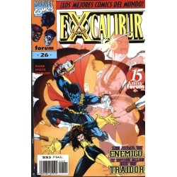 EXCALIBUR VOL.2 Nº 26