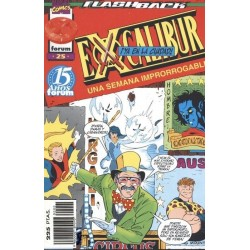 EXCALIBUR VOL.2 Nº 25