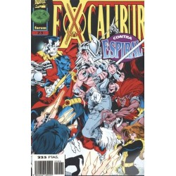 EXCALIBUR VOL.2 Nº 23