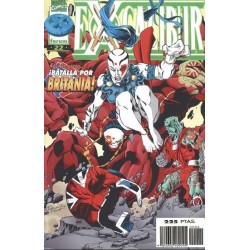 EXCALIBUR VOL.2 Nº 22