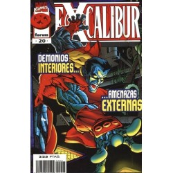 EXCALIBUR VOL.2 Nº 20