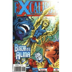EXCALIBUR VOL.2 Nº 18