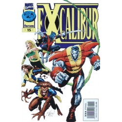 EXCALIBUR VOL.2 Nº 15