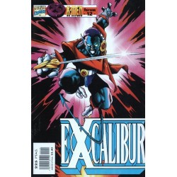 EXCALIBUR VOL.2 Nº 12