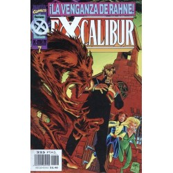 EXCALIBUR VOL.2 Nº 7