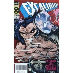 EXCALIBUR VOL.1 Nº 79