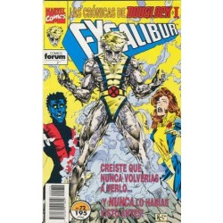 EXCALIBUR VOL.1 Nº 72