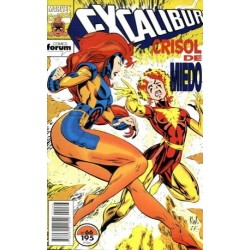 EXCALIBUR VOL.1 Nº 66