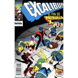 EXCALIBUR VOL.1 Nº 58