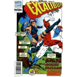 EXCALIBUR VOL.1 Nº 55