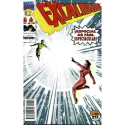 EXCALIBUR VOL.1 Nº 50