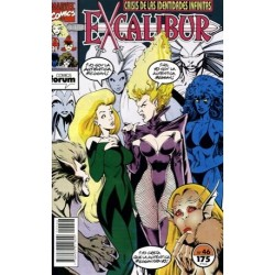 EXCALIBUR VOL.1 Nº 46