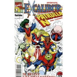 EXCALIBUR VOL.1 Nº 45