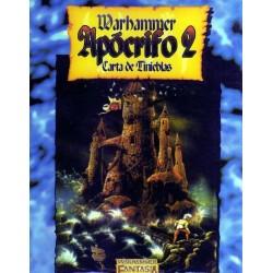 WARHAMMER APÓCRIFO 2: CARTA DE TINIEBLAS