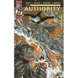 THE AUTHORITY VOL.1 Nº 1